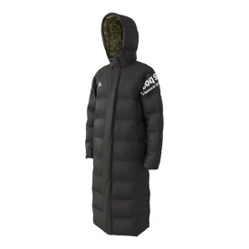 ルコック スポルティフ(Lecoq Sportif) 中綿コート QMMOJK07 BLK ベンチコート オンライン価格 (メンズ)