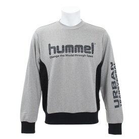 ヒュンメル(hummel) スウェットクルーネック HAP8193C-01 (Men's)