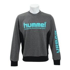 ヒュンメル(hummel) スウェットクルーネック HAP8193C-03 (Men's)