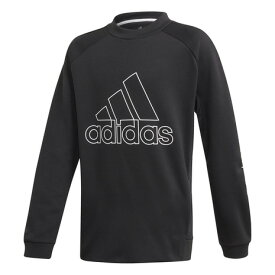 アディダス(adidas) ボーイズ クルー トレーニング 長袖スウェットシャツ IXF81-GD9195 オンライン価格 (キッズ)