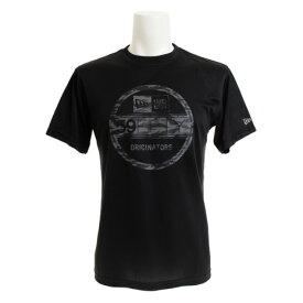 ニューエラ(NEW ERA) 【ゼビオグループ限定】 ロゴプリント 半袖Tシャツ 12026628 (Men's)