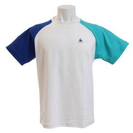 ルコック スポルティフ(Lecoq Sportif) 半袖Tシャツ QMMLJA09 CRG (Men's)