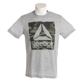 リーボック(REEBOK) GRP DELTA カモフラージュグラフィック 半袖Tシャツ DUT20-CF3849 (Men's)