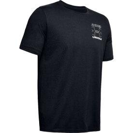 アンダーアーマー(UNDER ARMOUR) Tシャツ メンズ クロップ 半袖Tシャツ 1352044 BLK/WHT AT オンライン価格 (メンズ)