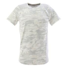 アンダーアーマー(UNDER ARMOUR) Tシャツ メンズ 半袖 1348564WHT/WHTAT カットソー オンライン価格 (メンズ)