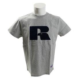 ラッセル(RUSSELL) 【ポイント15倍】【多少の傷汚れありの為大奉仕】Tシャツ 半袖 PRO BIG R RBM18S0011MGRY (メンズ)