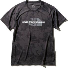 【8月15日24h限定エントリーでP10倍〜】ノースフェイス(THE NORTH FACE) Tシャツ メンズ アンペアクルー 半袖Tシャツ NT12083 VB オンライン価格 (Men's)