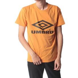 アンブロ(UMBRO) 半袖 Tシャツ ビックロゴ ULURJA56 TORG (メンズ)