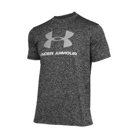 【最大10%OFFクーポン有】アンダーアーマー(UNDER ARMOUR) Tシャツ 半袖 テック ビッグロゴ ショートスリーブ 1359132 BMH AT オンライン価格 (メンズ)