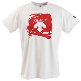 デサント(DESCENTE) DRYPLUS Tシャツ DX-C0249XB WH (メンズ)