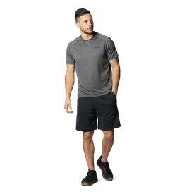アンダーアーマー(UNDER ARMOUR) Tシャツ メンズ テック ショートスリーブ Tシャツ 1358553 CBH/BLK AT オンライン価格 (メンズ)