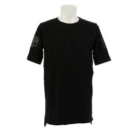 ハイドロゲン(HYDROGEN) 【オンライン特価】リカバリー Tシャツ RG0009 BLACK (Men's)