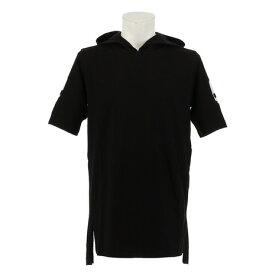 ハイドロゲン(HYDROGEN) 【オンライン特価】リカバリー フーデッド Tシャツ RG0008 BLACK (Men's)