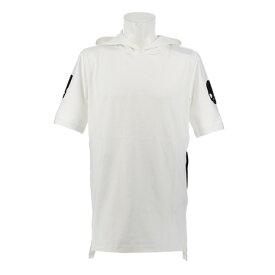 ハイドロゲン(HYDROGEN) 【オンライン特価】リカバリー フーデッド Tシャツ RG0008 WHITE (Men's)