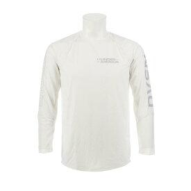 アンダーアーマー(UNDER ARMOUR) Tシャツ メンズ 長袖 MK-1グラフィック 1327252 OXW/MGA AT オンライン価格 (Men's)