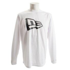 ニューエラ(NEW ERA) 【ニューエラ限定】 長袖 テック Tシャツ フラッグ 11877248 オンライン価格 (メンズ)