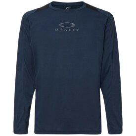 オークリー(OAKLEY) Enhance Crew 10.7 長袖Tシャツ FOA401623-6DG (メンズ)