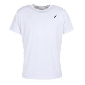 【12月5日24h限定エントリーでP10倍〜】アシックス(ASICS) Tシャツ メンズ 【オンライン限定価格】ワンポイント 半袖Tシャツ 2033A699.100 (メンズ)