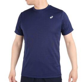 【9月20日24h限定エントリーでP10倍〜】アシックス(ASICS) Tシャツ メンズ 【オンライン限定価格】ワンポイント 半袖Tシャツ 2033A699.400 (Men's)