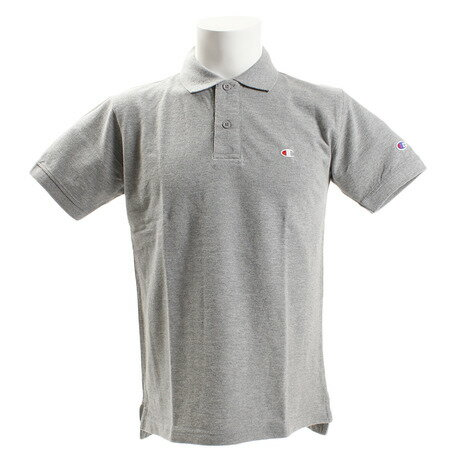 チャンピオン-ヘリテイジ(CHAMPION-HERITAGE) B OP POLO SHIRT C3-F356 070 (Men's)