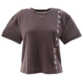 【12月1日24h限定エントリーでP10倍〜】アンダーアーマー(UNDER ARMOUR) Tシャツ レディース 半袖 メッシュアラウンドショートスリーブ 1341955 AST/OGD AT オンライン価格 (Lady's)