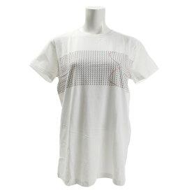 【12月5日24h限定エントリーでP10倍〜】アンダーアーマー(UNDER ARMOUR) Tシャツ レディース 半袖 グラフィック クラシック クルーチェストロゴ 1321145 WHT/GSG/FPK AT (レディース)