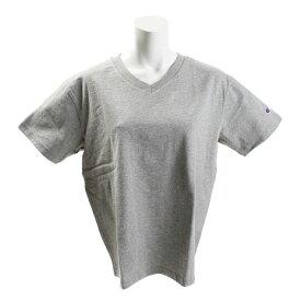チャンピオン-ヘリテイジ(CHAMPION-HERITAGE) BA Vネック Tシャツ CW-M323 070 (Lady's)