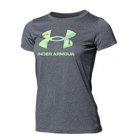 アンダーアーマー(UNDER ARMOUR) テック ビックロゴ 半袖 Tシャツ 1364211 010 オンライン価格 母の日 (レディース)