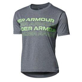 アンダーアーマー(UNDER ARMOUR) Tシャツ 半袖 テック ボックス グラフィック 1364216 010 オンライン価格 (レディース)