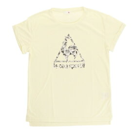 ルコック スポルティフ(Lecoq Sportif) 半袖Tシャツ QMWNJA00 PYW オンライン価格 (レディース)