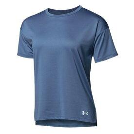 アンダーアーマー(UNDER ARMOUR) Tシャツ 半袖 テック ベント 1364941 470 母の日 (レディース)