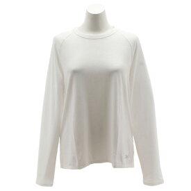 アンダーアーマー(UNDER ARMOUR) Tシャツ レディース 長袖 アンストッパブル バーンアウト 1317875 WHT/WHT/TNL AT オンライン価格 (Lady's)