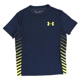 【6/5 24h限定 エントリーでP10倍〜】アンダーアーマー(UNDER ARMOUR) ジュニア MK-1 半袖Tシャツ 1345660 ADY/HVY AT オンライン価格 (Jr)