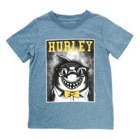 ハーレー(HURLEY) TシャツプリントBY-17015 882656-U2X※商品スペック要確認 (Jr)