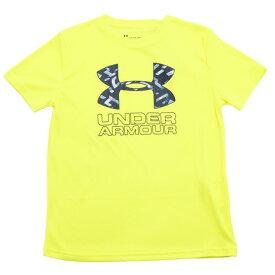 アンダーアーマー(UNDER ARMOUR) 【オンライン限定特価】プリントTシャツ 1329819 HVY/ADY AT (Jr)