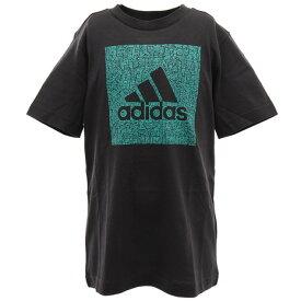 アディダス(adidas) Tシャツ 半袖 ボーイズ マストハブ バッジ オブ スポーツ BOX GUW23-FM4493 オンライン価格 (キッズ)