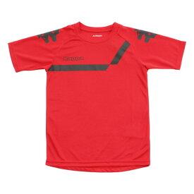 カッパ(Kappa) 【ゼビオ限定】 ボーイズ Tシャツ KM8A2TS41S RD (Jr)
