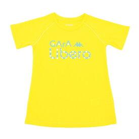 カッパ(Kappa) 【ポイント15倍】【多少の傷汚れありの為大奉仕】ガールズ Tシャツ KM7B2TS81S YE 半袖 (キッズ)