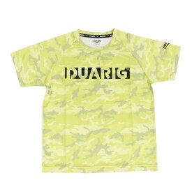デュアリグ(DUARIG) ドライプラス UV メッシュ 半袖Tシャツ 865D9HD9330 FGRN オンライン価格 (Jr)