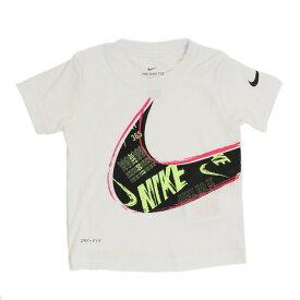 ナイキ(NIKE) 【オンライン特価】 ジュニア MUDDY SWOOSH DRIS半袖Tシャツ 76E782-001 (Jr)