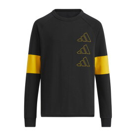 アディダス(adidas) ジュニア FI 長袖Tシャツ Q3 KMH93-H07267 (キッズ)
