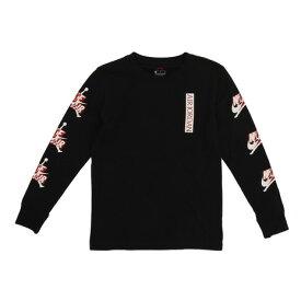 ジョーダン(JORDAN) ジュニア JUMPMAN CLASSICS HBR 長袖Tシャツ 957974-023 (キッズ)