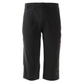 デサント(DESCENTE) ストレッチウーブン 7分丈パンツ DMMPJD88 BK オンライン価格 (Men's)