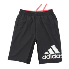 アディダス(adidas) B TRN CLIMIX ストレッチウーブン ハーフパンツ FTJ75-DU9833 オンライン価格 (Jr)