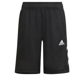 アディダス(adidas) ボーイズ AEROREADY ショーツ JKI04-GM8479 ショートパンツ ハーフパンツ 短パン (キッズ)