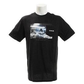 ポイント10倍〜!要エントリー!3月1日0:00〜23:59まで ハーレー(HURLEY) WHITEWATER POCKET Tシャツ SIS@AA5337-010 (Men's)