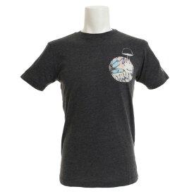 RVCA 【オンライン特価】 SAGE VAUGHN Tシャツ AJ041211 BLK (Men's)