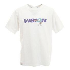 【9月20日24h限定エントリーでP10倍〜】ヴィジョン(VISION) Tシャツ 半袖 うずまきボルトTシャツ 9523158-06OFF オンライン価格 (Men's)