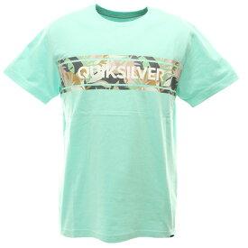 【8/1〜8/2はエントリーでP5倍】クイックシルバー(Quiksilver) Tシャツ メンズ RONT LINE ST 半袖 20SPQST201031MIN オンライン価格 (メンズ)