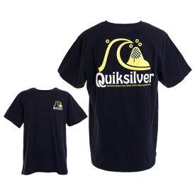 【8/1〜8/2はエントリーでP5倍】クイックシルバー(Quiksilver) Tシャツ メンズ EMPTY ROOM ST 半袖 20SPQST201037NVY オンライン価格 (メンズ)